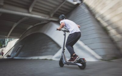 E-Scooter Increase in Popularity